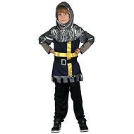 Ritter-Kostüm - schwarz, Gr. M
