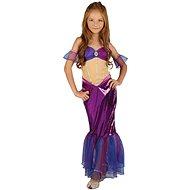 Kostüm Meerjungfrau - Lila Gr. M - Kinderkostüm