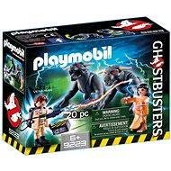 PLAYMOBIL® 9223 Ghostbusters Venkman und Terror-Dogs - Baukasten