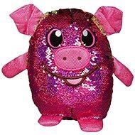 Schweinchen mit Glitzer - klein - Teddybär