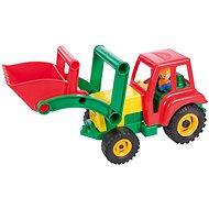 Lena bunter aktiver Traktor mit Löffel - Auto
