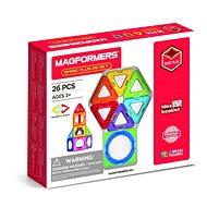 Magnetischer Baukasten Magformers Basic Plus 26