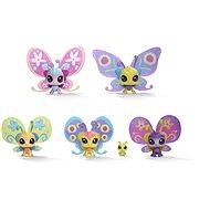 Littlest Pet Shop Schmetterlingsfamilie - Spielset