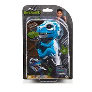 Untamed T-Rex Ironjaw Fingerling - blau - Interaktives Spielzeug