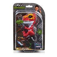 Fingerlings T-Rex Ripsaw rot - Interaktives Spielzeug