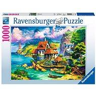 Ravensburger 152735 Haus auf der Klippe - Puzzle