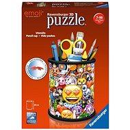 Ravensburger 3D Puzzle 112173 Emoji Utensilo - Puzzle