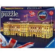 Puzzle Ravensburger 125296 Buckingham Palace (Nachtausgabe)
