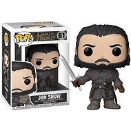 Pop TV: GOT S8 - Jon Snow (jenseits der Mauer) - Figur