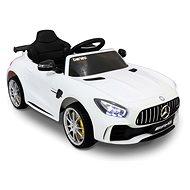 Mercedes-Benz GTR - weiß - Elektroauto für Kinder
