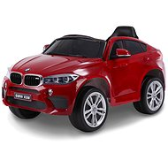 BMW X6M NEW - Einsitzer, rot lackiert - Elektroauto für Kinder