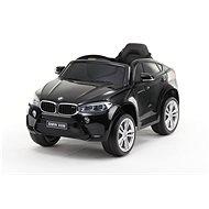 BMW X6M NEW - Einsitzer, schwarz lackiert - Elektroauto für Kinder