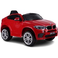 BMW X6M NEW - Einsitzer, rot - Elektroauto für Kinder