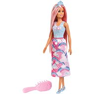Barbie Langhaar mit Kamm - Puppe