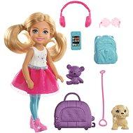 Barbie Chelsea - die Reisende - Puppe