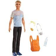 Barbie Ken Traveller - Puppe