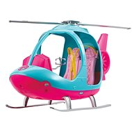 Barbie Hubschrauber - Puppe