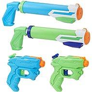 Nerf SuperSoaker Floodtastic 4 St Blaster - Wasserpistole
