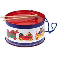Lena Trommel mit Kindermotiven - Musikspielzeug