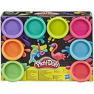 Play-Doh 8 St Becher mit Neonfarbe - Kreatives Spielzeug
