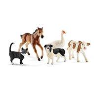 Schleich 42386 Tiere auf dem Bauernhof 5 St - Figur