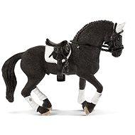 Figur Schleich 42457 Tournier-Hengst Friesisches Pferd