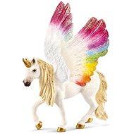 Schleich 70576 Regenbogen-Einhorn mit Flügeln - Figur