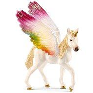 Schleich 70577 Regenbogen-Einhorn mit Flügeln