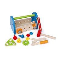 Hape Werkzeugkasten mit Werkzeug - Kinderwerkzeug