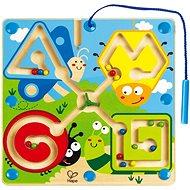 Hape Magnetlabyrinth kleine Krabbler - Didaktisches Spielzeug