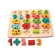 Puzzle Hape Puzzle - Zahlen