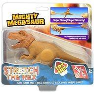 Mighty Megasaur: elastischer T-Rex-Dinosaurier - Figur