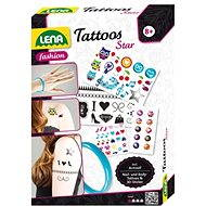 Lena Tattoo Star - Kreativset