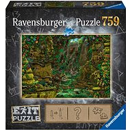 Puzzle Ravensburger 199518 Exit Puzzle: Tempel in Angkor