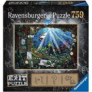 Puzzle Ravensburger 199532 Exit Puzzle: U-Boot