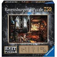 Ravensburger 199549 Exit Puzzle: Drachen Labor - Puzzle