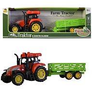 Traktor mit Anhänger - Traktor