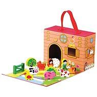 Farm im Reisekoffer - Didaktisches Spielzeug