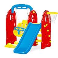 Dolu Kinderspielplatz 4in1 - Kinderspielplatz