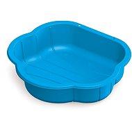 Dolu Sandkasten Plastikmuschel blau - Sandkasten