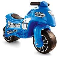 Dolu Laufrad mit Motor blau - Laufrad/Bobby Car