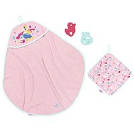 BABY Born Set mit Handtuch - Zubehör für Puppen