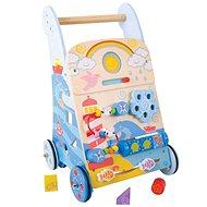 Bigjigs Baby Activity Walker Meer - Lauflernwagen