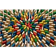 EkoToys Domino Color 430 Stück - Domino