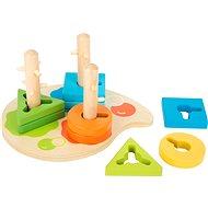 Small Foot Motor-Spiel Leinwand - Holzspielzeug