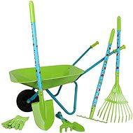 Small Foot Großes Garten-Set mit Rädern - Outdoor-Spiel