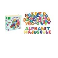 Vilac Magnetisches Alphabet aus Holz - Deko fürs Kinderzimmer