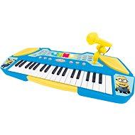 Lexibook E-Piano Minions mit Mikrofon - Musikspielzeug