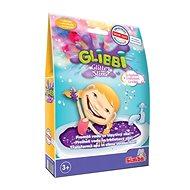 Glibbi Glitter Slime Slime Lila Glitzernd, DP10 - Wasserspielzeug