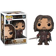 Funko Pop Movies: LOTR/Hobbit - Aragorn - Figur